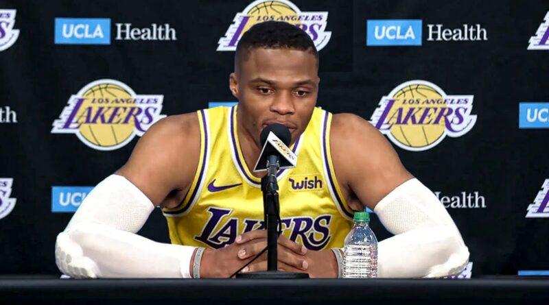Lakers e Wizards preparam troca por Westbrook!