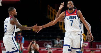 EUA consegue a 1ª vitória nos Jogos Olímpicos