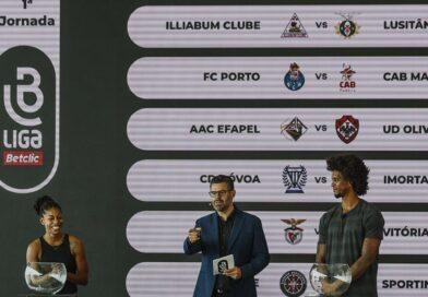 Calendário da liga Portuguesa de Basquetebol 21-22