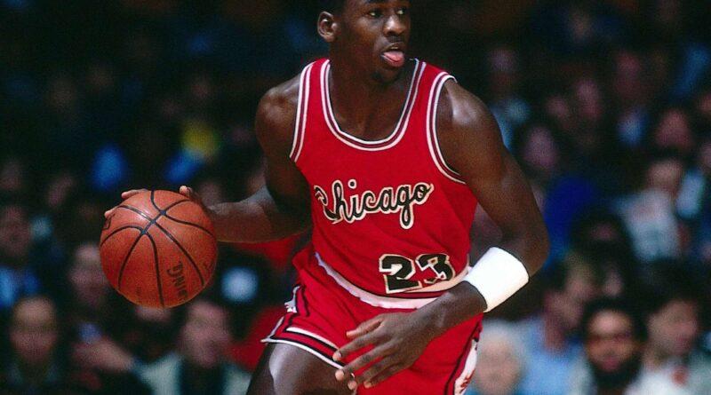 """Jordan era """"plano B"""" dos Bulls"""