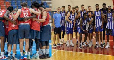 Porto e Oliveirense conquistam torneios