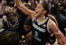 Candance Parker dá a Chicago o primeiro título